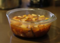 Boniatos y Membrillos Cocidos - Recepink